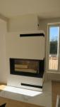 hotte de cheminée design et contemporaine